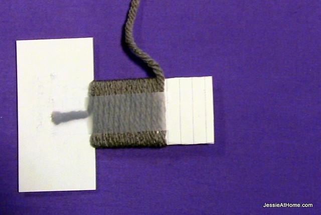 Wrap-and-tape-yarn