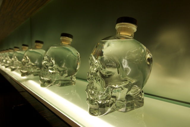 Dan Aykroyd and Crystal Head Vodka