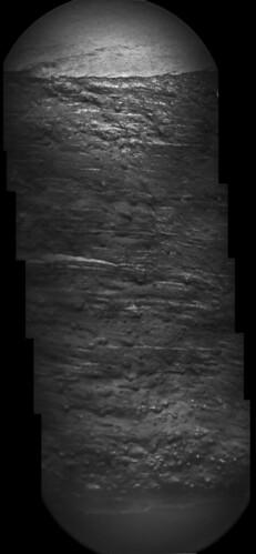 Curiosity ChemCam  for Sol 576 - Kimberley area