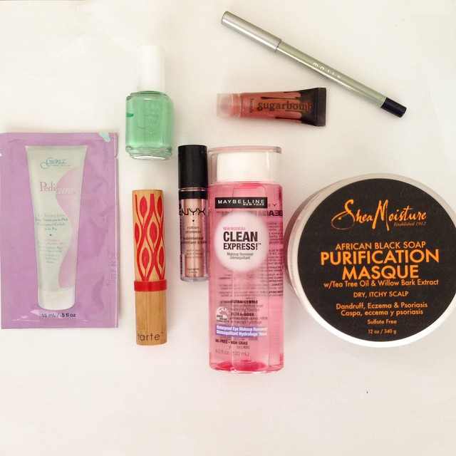 March Beauty Products Roundup