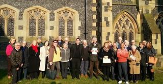 St Augustine Ramsgate volunteers 2014-3