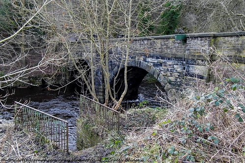 Toll Bridge, Copley.