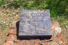 Dorslandtrekker memorial