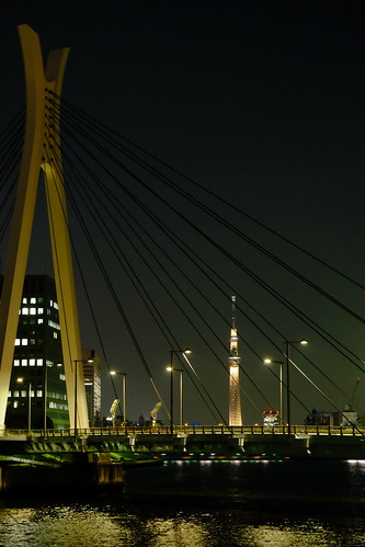 bridge & Tokyo Skytree