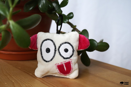 bubulák  - little plush toy