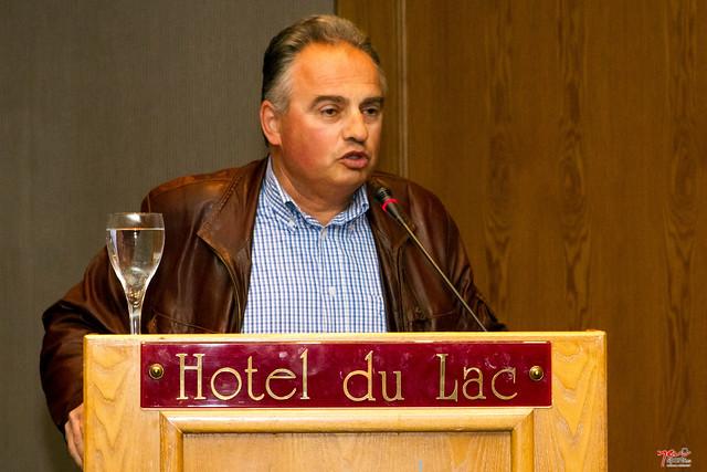 Ο Εντεταλμένος Περιφερειακός Σύμβουλος, κ. Ιωάννης Καραμπίνας