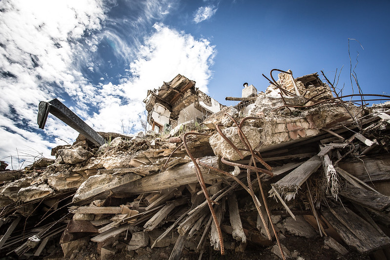 Aiuti terremoto