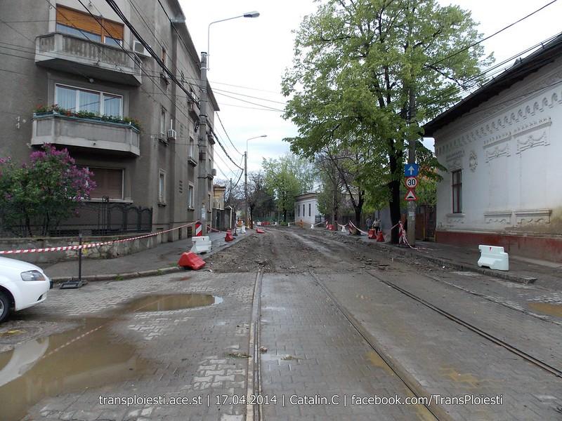 Traseul 101, etapa II: Intersecție Candiano Popescu ( zona BCR ) - Gara de Sud 13915723635_16edaf804f_c