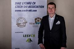 Prezidentem Svazu lyžařů bude i v dalších čtyřech letech Lukáš Sobotka