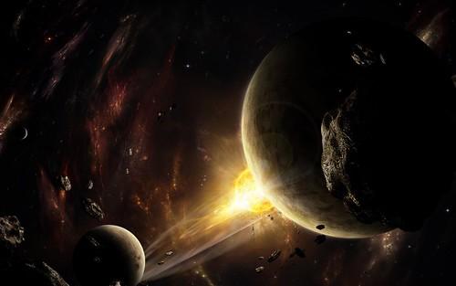 Bizarre Stars: Double planets