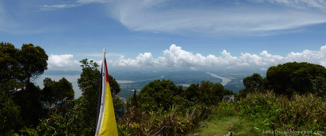 Santubong 15 Bako and Kuching View