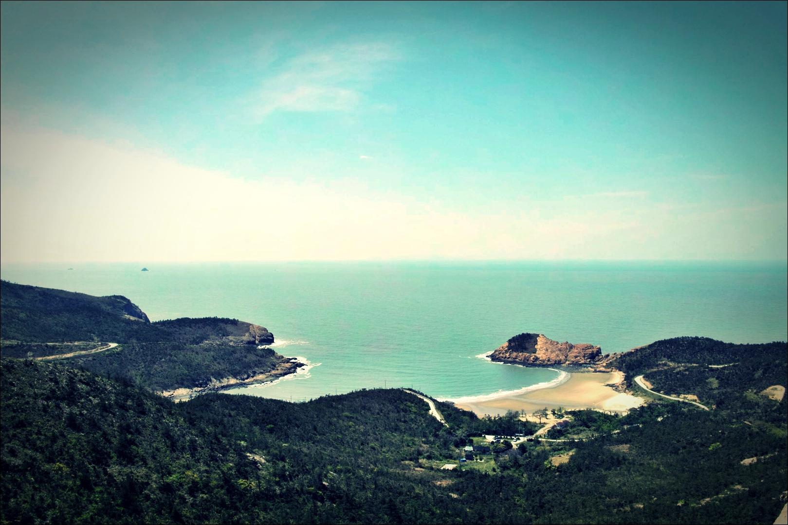 해변-'비금도 Bigum Island Shinan'