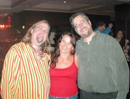 Jay Lake, Ruth Nestvold, Jim Minz