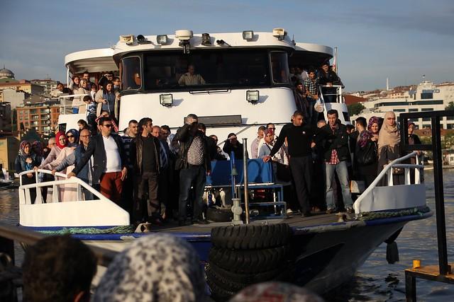 229 - Ferry a Üsküdar