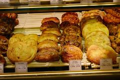 bread(0.0), baker(0.0), danish pastry(0.0), meal(1.0), breakfast(1.0), baking(1.0), baked goods(1.0), bakery(1.0), food(1.0), pã¢tisserie(1.0), dessert(1.0),