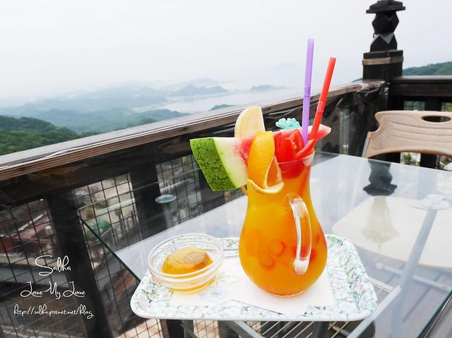 九份老街景觀下午茶推薦阿妹茶樓
