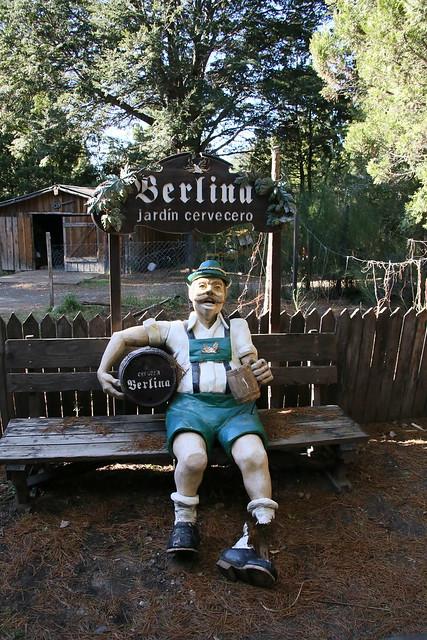 Berlina Brewery.  Bariloche, Argentina.
