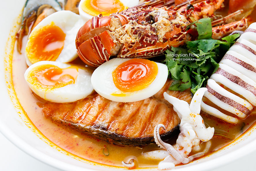 lobbee-empire-damansara-thai-lobster-tomyum-noodles
