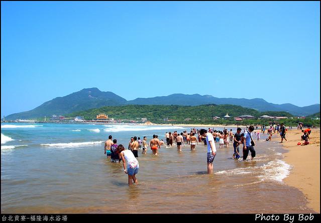 台北貢寮-福隆海水浴場06