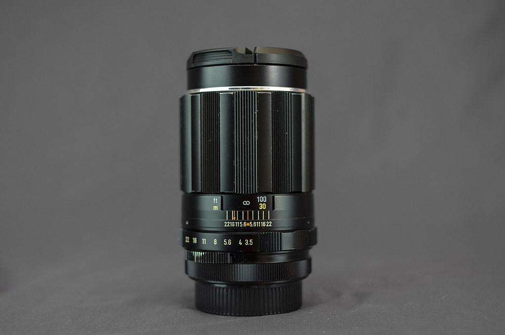 Super-Takumar 135mm/f3.5