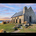 Church of the Good Shepherd, Lake Tekapo, South Island, New Zealand :: HDR by :: Artie | Photography :: Offline for 3 Months