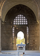 inside Gateway of India