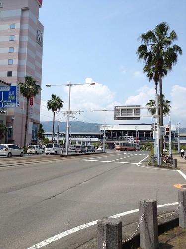 日中かなり暑かった高知市 by haruhiko_iyota