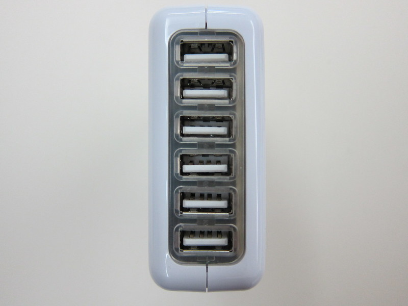 6-Port USB Charger - 6 USB Ports