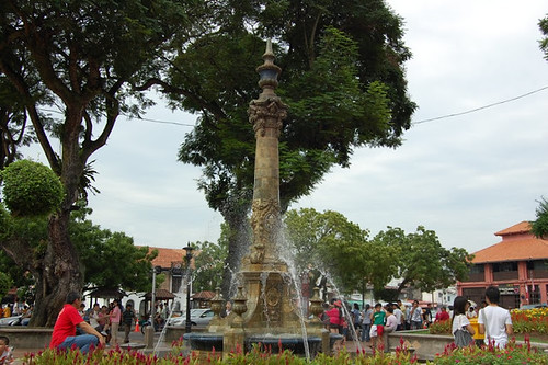 Fountain, Malacca