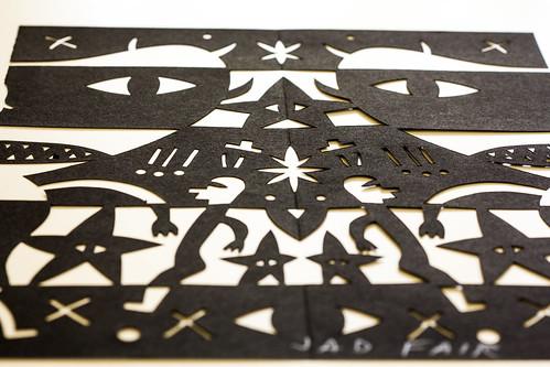 Paper Cutting 5