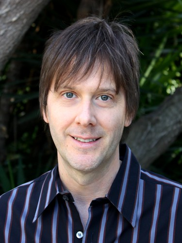 Mark Cerny Headshot