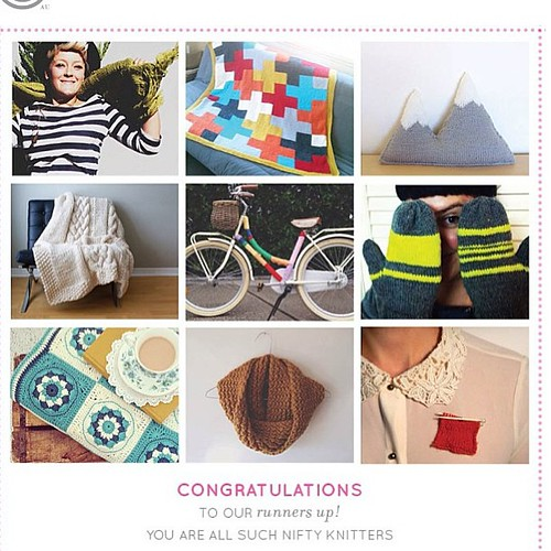 Wow! My mittens were short listed for the @elementeden_au Knit Off prize! So glad to see knitting promoted and to be apart of such an awesome group!! #knitting #knitgeek