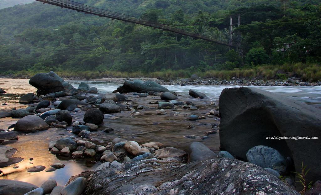 Tinglayan Kalinga Luplupa Chico River
