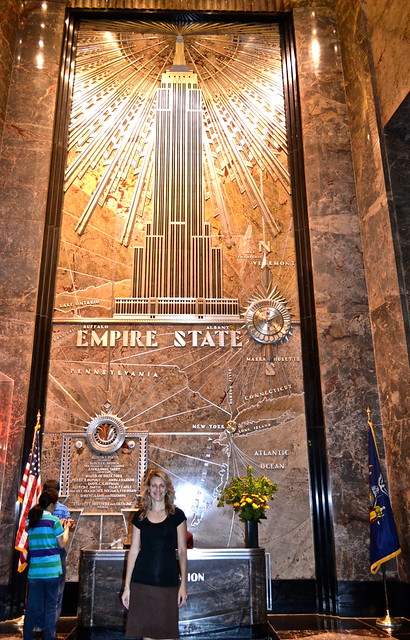 visit empire state building