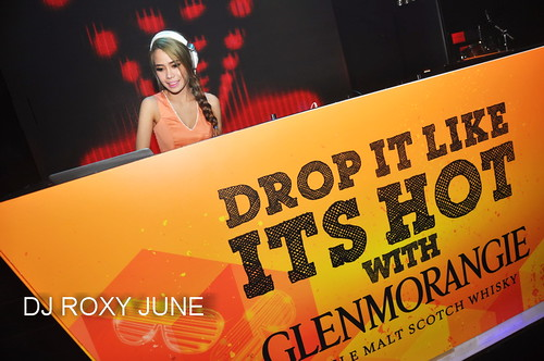 DROP IT LIKE ITS HOT WITH GLENMORANGIE 2