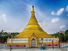 The Myanmar Temple