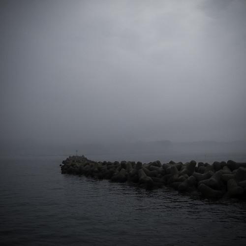 Fog, Praustian View of California in Okitsu