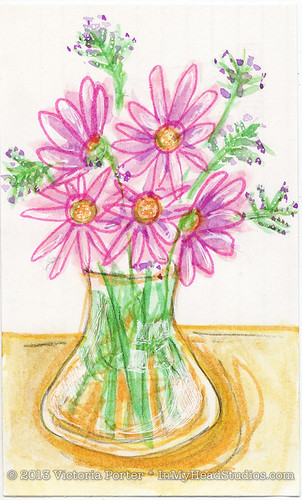 """Flowers from the Hospital"" ICAD : 6-15-13"