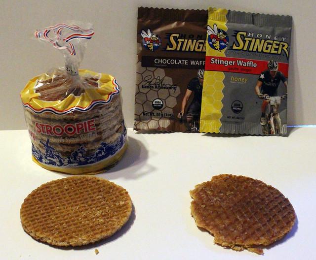 Stroopie Waffle Comparison