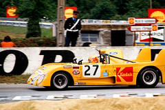 24 hr Lemans race 1972