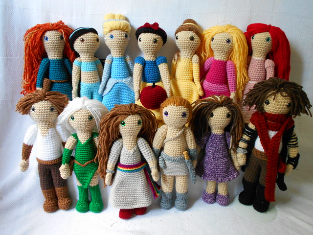 Complete Amigurumi Collection : Flickriver: Most interesting photos from Complete Idiots ...