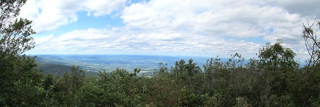 North viewpoint from Windham High Peak