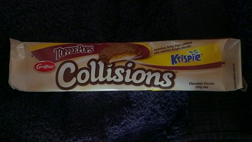 2012-09-30 - Biscuits - Griffins ToffeePop Collisions Krispie - 01 - packet