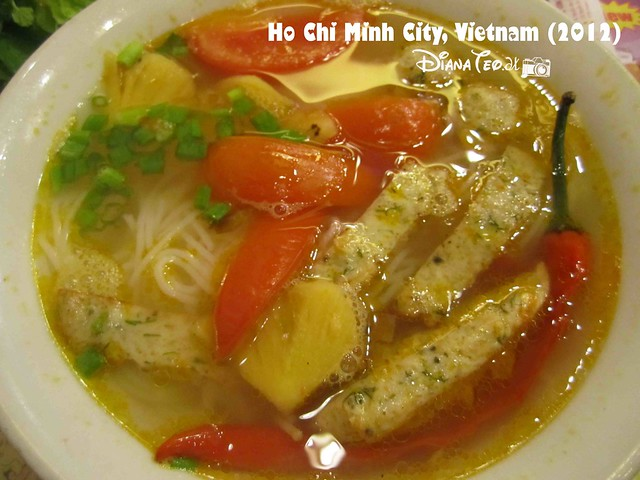 Foods in Ho Chi Minh City 01