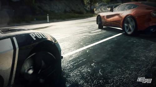 《極速快感:生存競速》