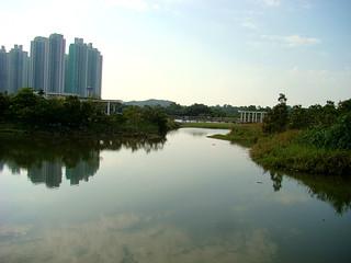 106 Wetland park en Tin Shui Wai