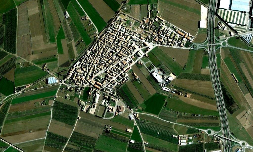 El Palau de l'Anglesola, Lleida, El Palacio de Argensola, antes, urbanismo, planeamiento, urbano, desastre, urbanístico, construcción