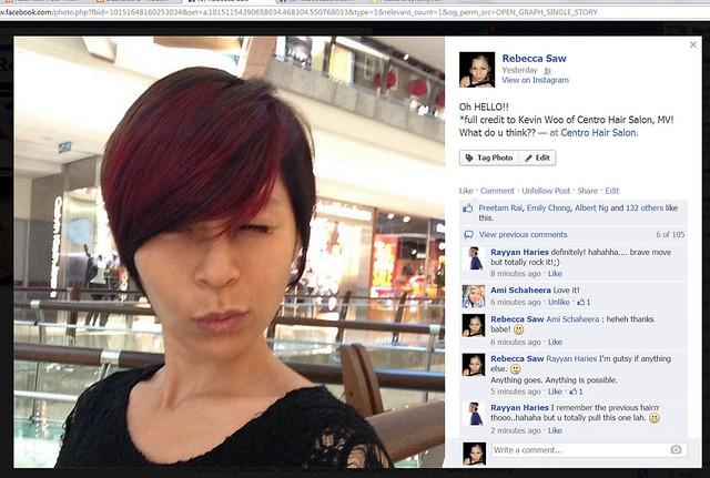 Kevin woo - hair - centro hair salon