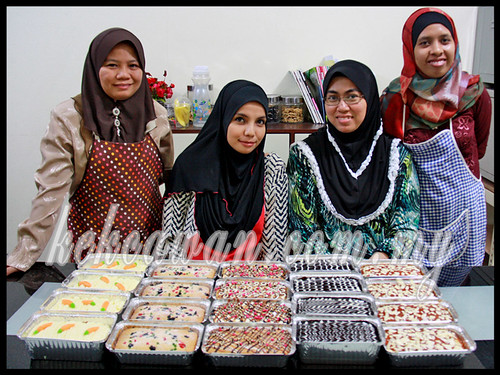 Baking & Deco Class: Mini Pack Cakes ~ 11 Oct 2012
