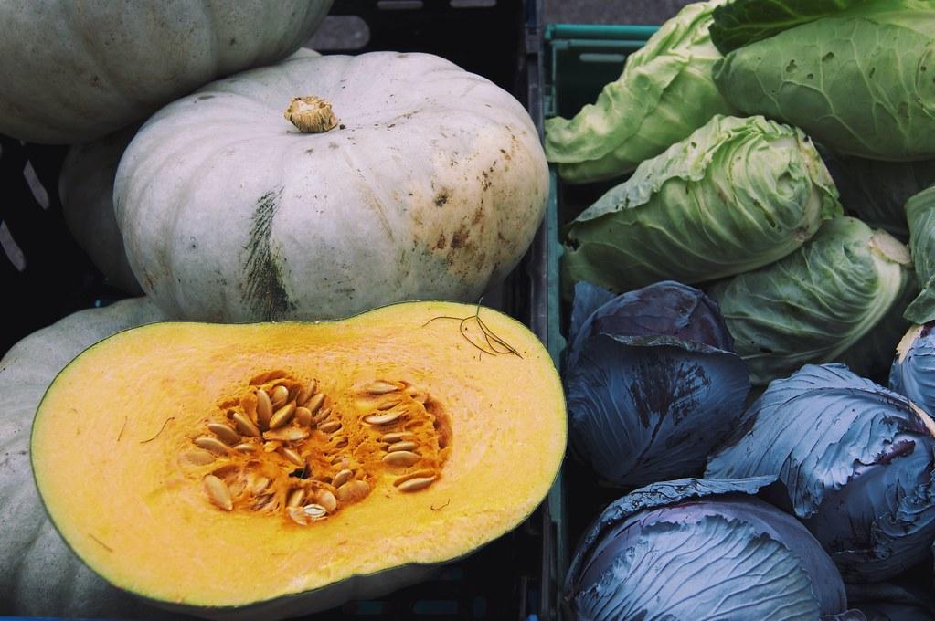 Weekend - farmer's market